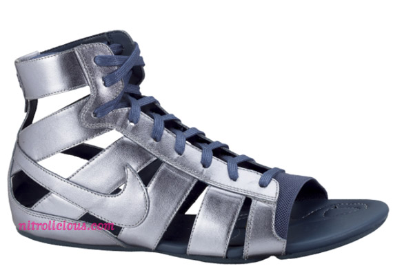 9dde40e3b253 Nike Gladiator MD Sandals Spring 2010 Collection - nitrolicious