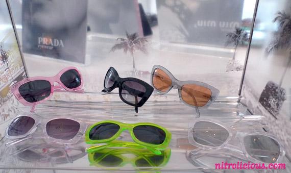 Prada Postcards Sunglasses Collection