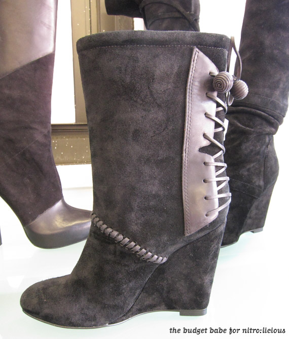 House of Harlow 1960 by Nicole Richie Fall 2010 Footwear Collection