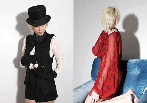 Winter Kate by Nicole Richie Fall 2010 Collection [First Look]