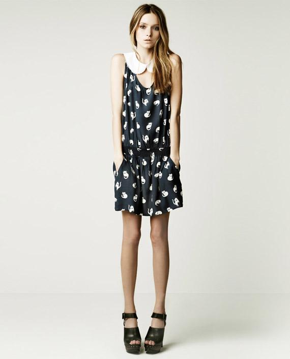 Zara Woman May 2010 Lookbook