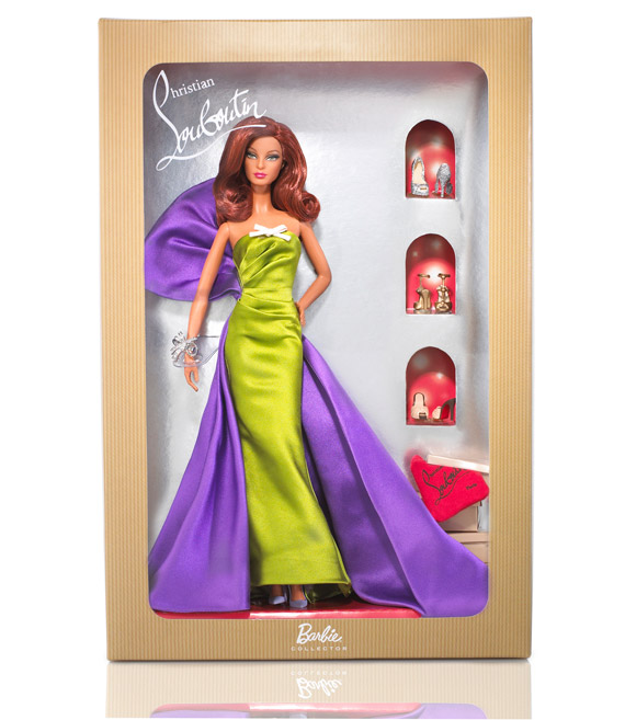 Christian Louboutin Barbie Shoes For Sale