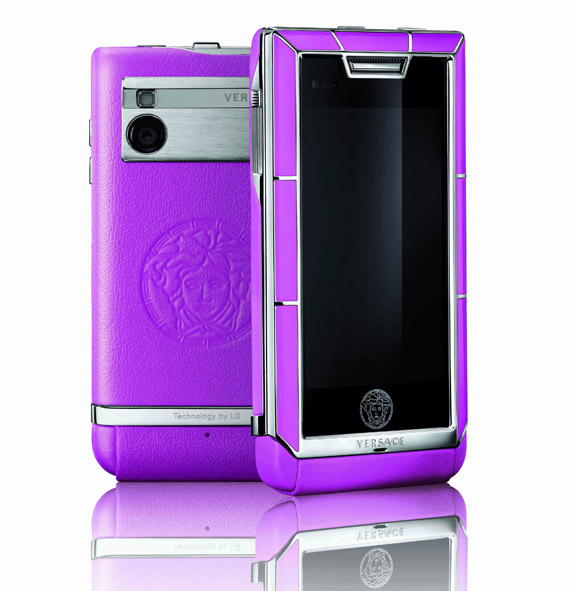 Versace Launches Versace Unique Mobile Phone