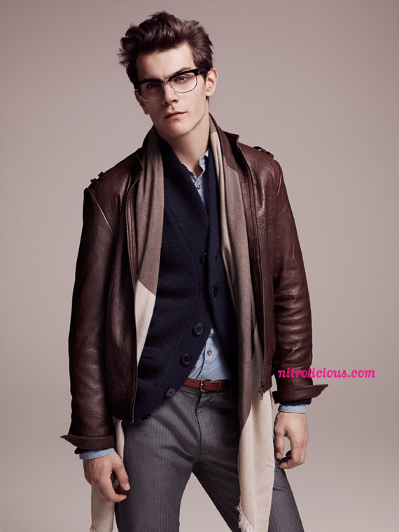 H&M Fall 2010 Men's Lookbook