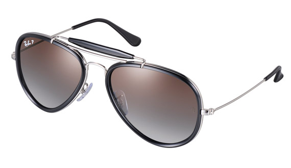 ray ban new aviator  road spirit: the aviator