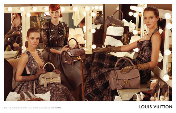 Louis Vuitton Fall/Winter 2010-11 Ad Campaign