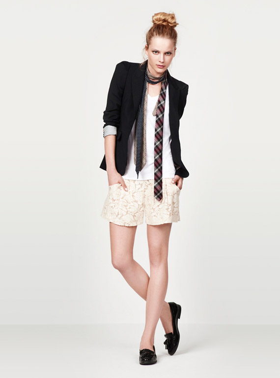 Zara: The Lookbook Full-June 2010