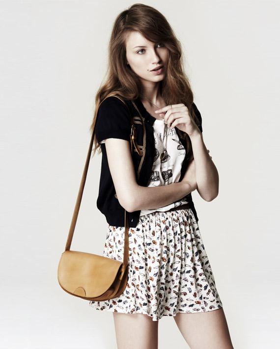 Zara TRF June 2010 Lookbook