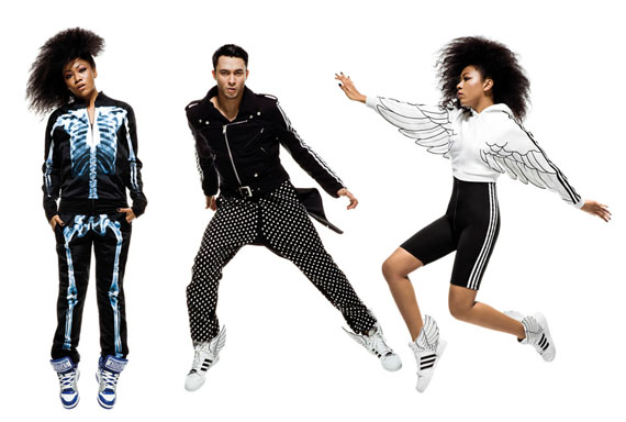 Jeremy Scott for adidas Originals Fall 2010 Lookbook [First Look]