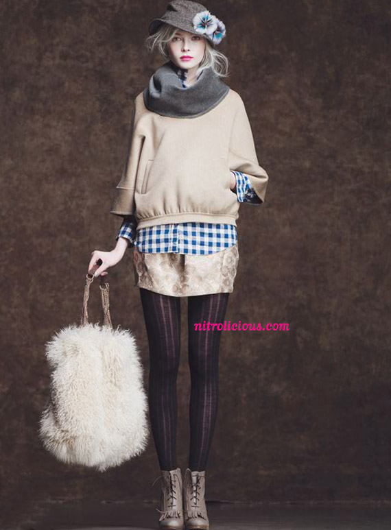 J.Crew Fall 2010 Collection Lookbook