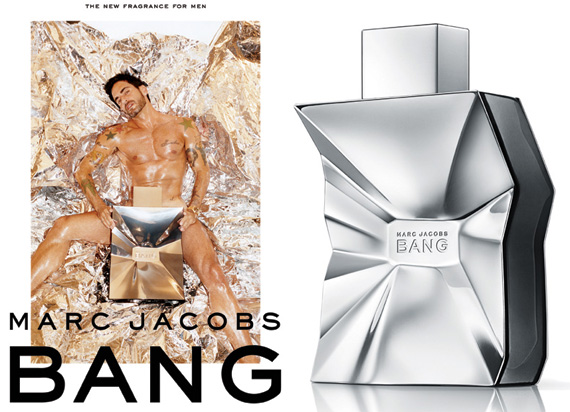 Marc Jacobs Bang Ad Campaign
