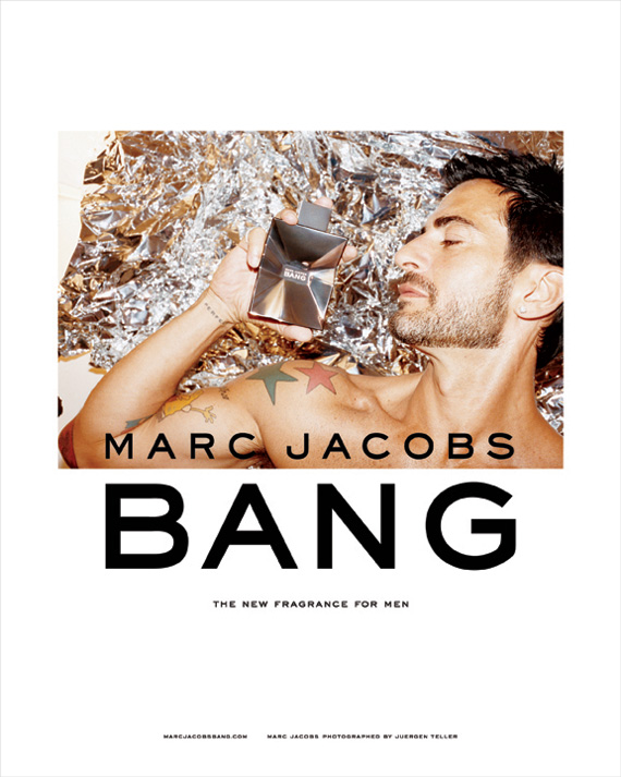 marc jacobs launches bang. Black Bedroom Furniture Sets. Home Design Ideas