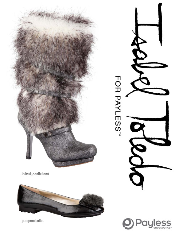 Isabel Toledo for Payless Collection