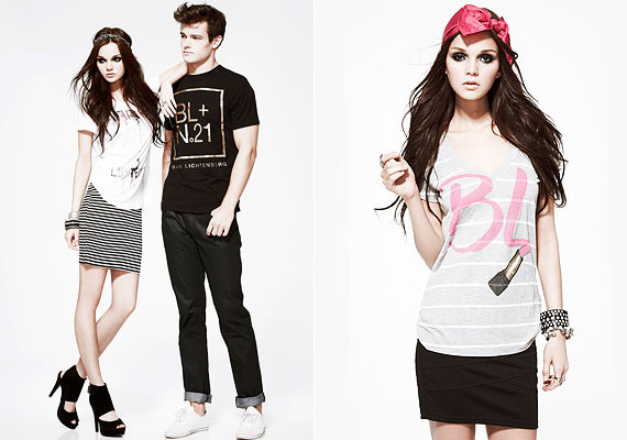 71ed6e6d411b99 Brian Lichtenberg for Forever 21 T-Shirt Collection [First Look ...