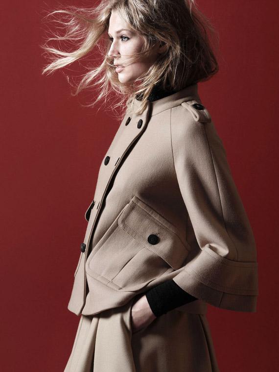 Zara Fall/Winter 2010 Ad Campaign