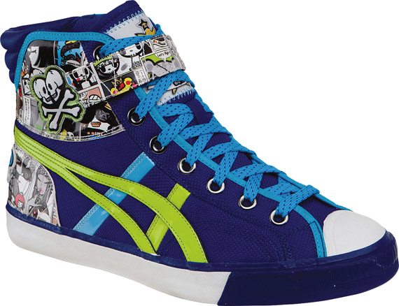 new concept 26a07 4d8df Onitsuka Tiger x tokidoki Holiday 2010 Collection ...
