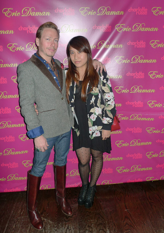 Charlotte Russe & Eric Daman Collection Launch Event