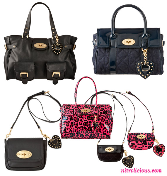 Mulberry for Target Collection Launches on Oct 10!
