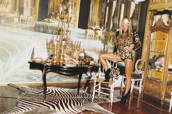 Anna Dello Russo's 4,000 Pairs of Shoes in W Magazine