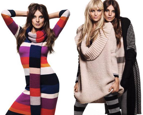 H&M Get Warm 2010 Ad Campaign