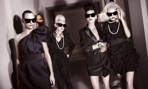 Lanvin for H&M [First Look]