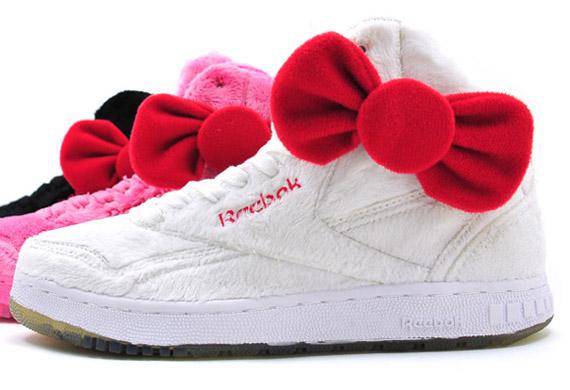 Reebok x Hello Kitty – Plush Kitty Collection