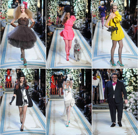 "Lanvin for H&M ""Haute Couture"" Fashion Show"
