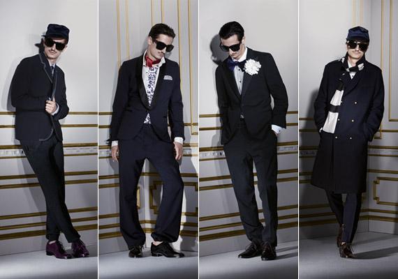 Lanvin for H&M – Men's Lookbook