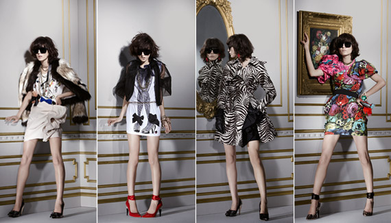 Lanvin for H&M – Women's Lookbook