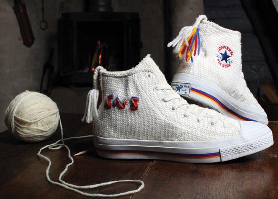 The Sneakersnstuff x Converse Lovikka All Star Sneaker