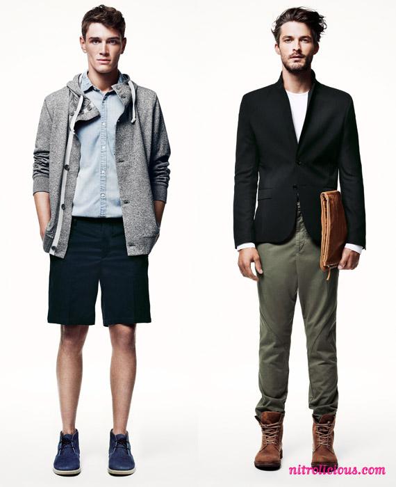 H&M Spring/Summer 2011 Men's Lookbook - nitrolicious.com