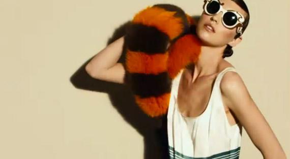 Prada Spring/Summer 2011 Video Campaign