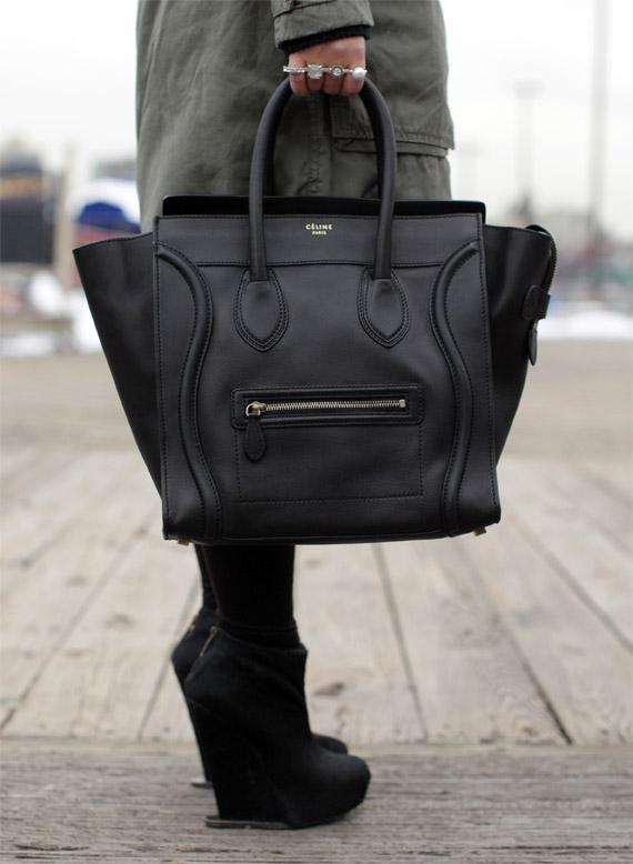 C��line Luggage Mini - nitrolicious.com