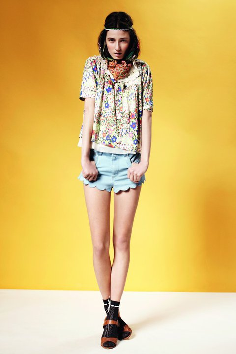 Topshop Spring/Summer 2011 Lookbook [Full Look ...