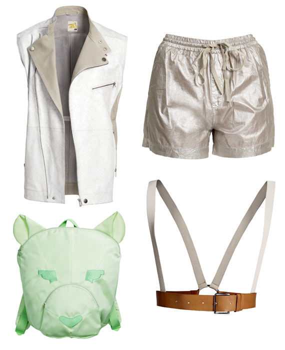H&M Fashion Against AIDS 2011 Collection [Products + Prices]