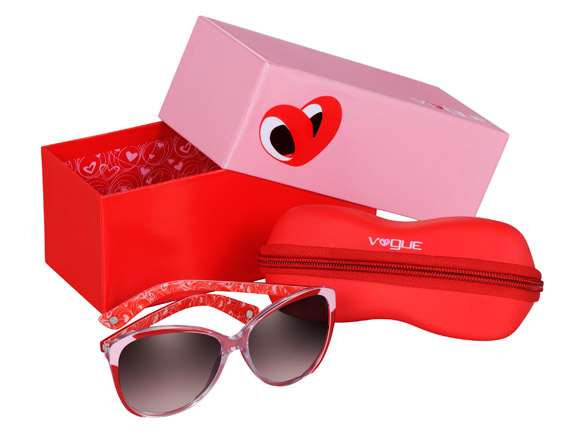 Vogue Eyewear 'Heart Occasions' for Valentine's Day
