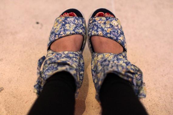 Nike Sportswear x Liberty of London Moc Sandals