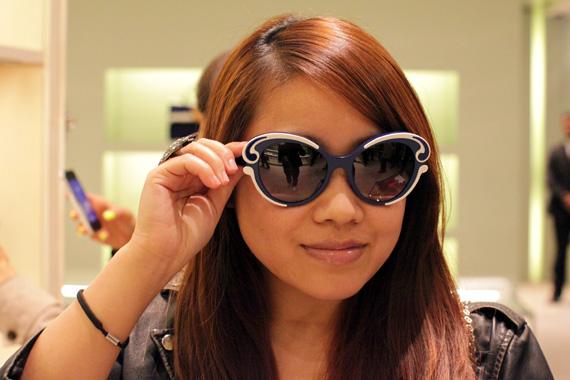 ac84e6c3e1ae Prada Minimal Baroque Sunglasses Event - nitrolicious.com