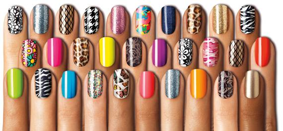 Nail stickers для ногтей