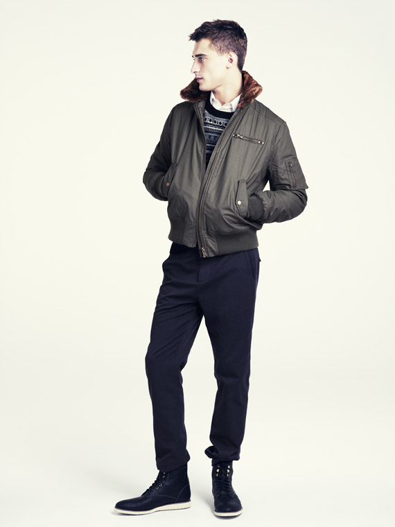 H&M Fall 2011 Men's Lookbook