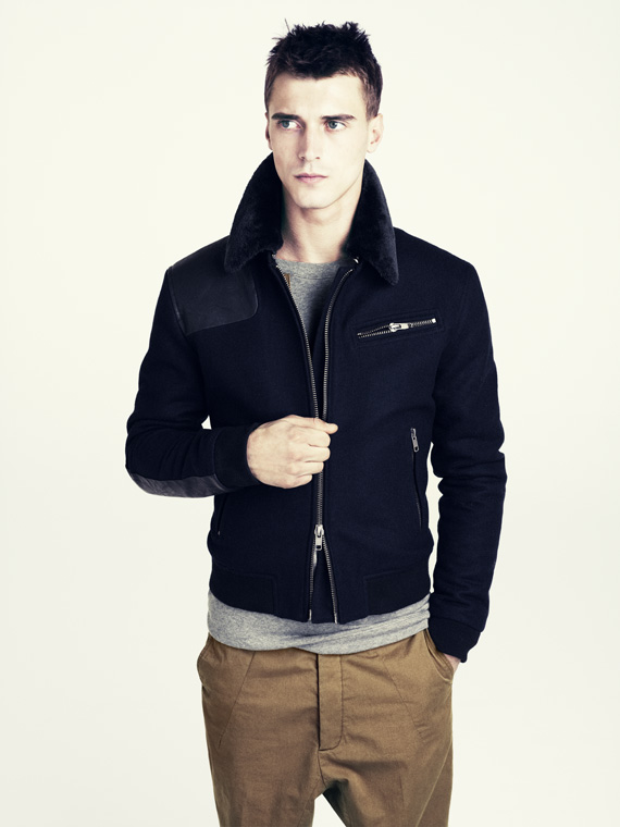 H&M Fall 2011 Men's Lookbook