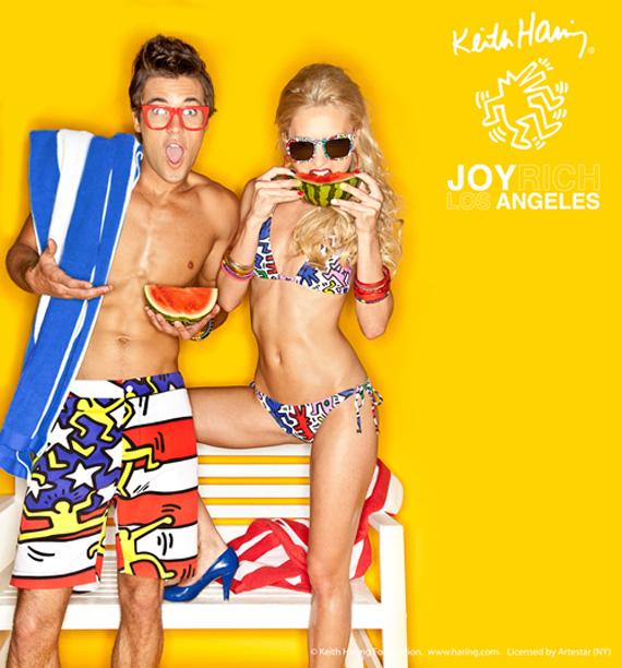 Joyrich x Keith Haring