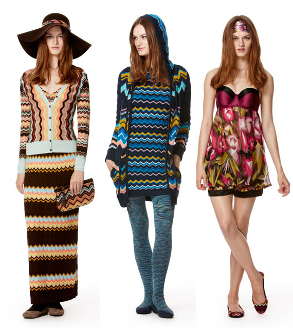Missoni for Target Full Lookbook!
