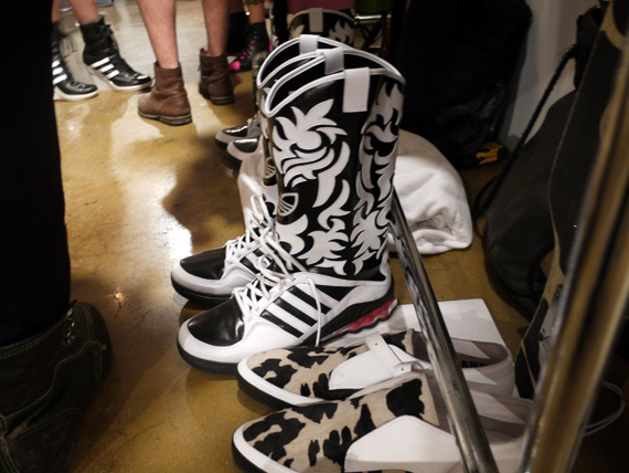 adidas cowboy boots sneakers