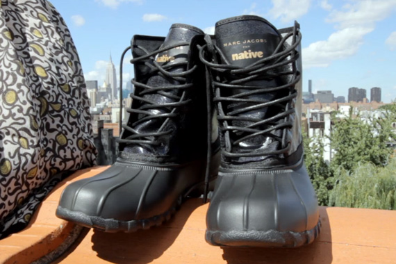 Marc Jacobs for Native 'Jimmy' Boot