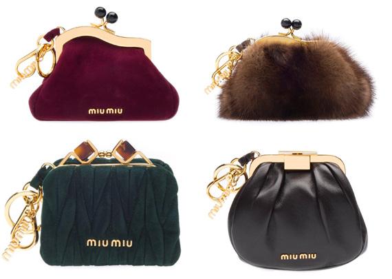 Miu Miu Minibags Fall 2011 for Fashion's Night Out