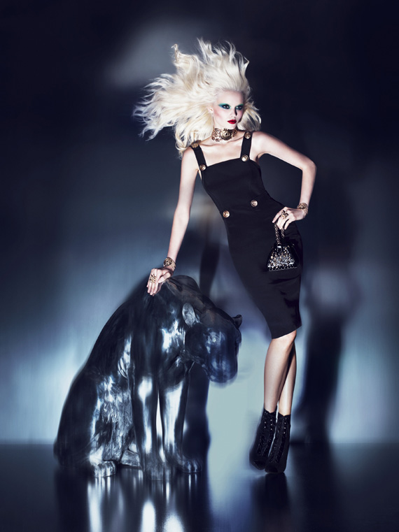 Versace for H&M Ad Campaign
