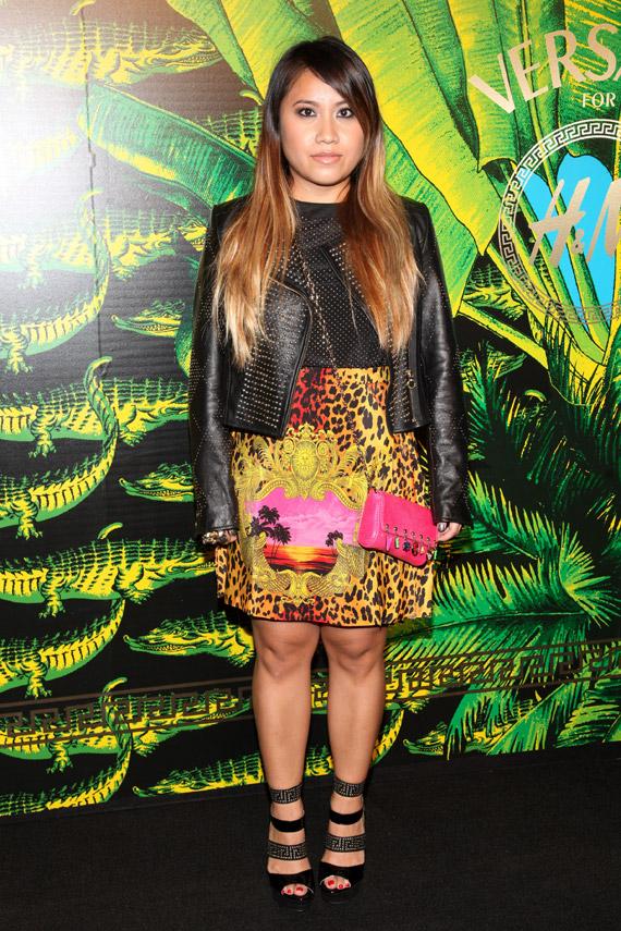 Versace for H&M's Dream Night