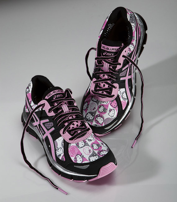 Graphic Designs With Running Shoes