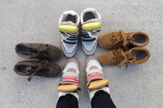 Isabel Marant Resort 2012 Sneakers